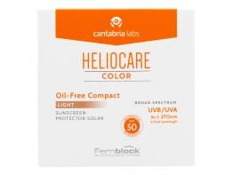 HELIOCARE COMPACTO OILFREE LIGHT F50 10G